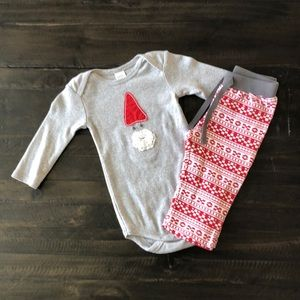 2for$10 Mix and Match. Nordstrom Baby Santa Outfit